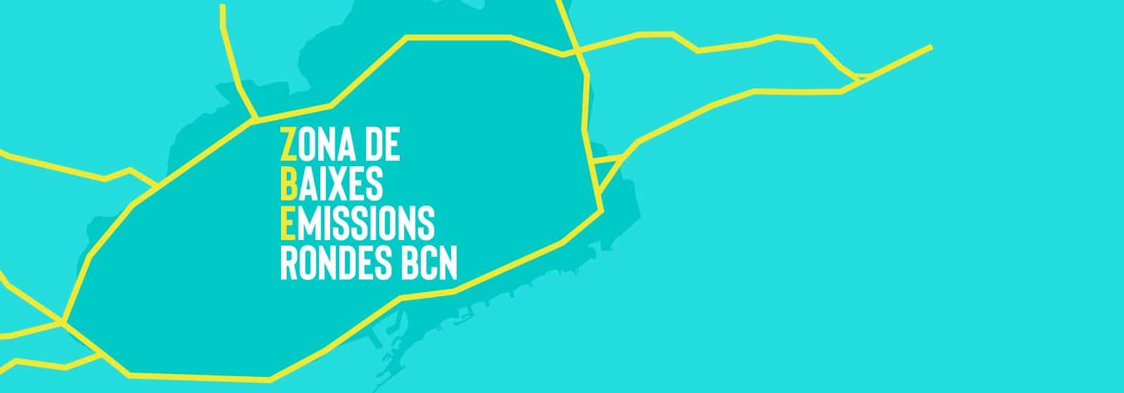 Normativa Zona de Baixes Emissions Rondes Barcelona