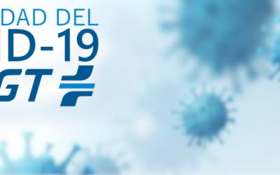 Actualidad COVID-19 en DGT
